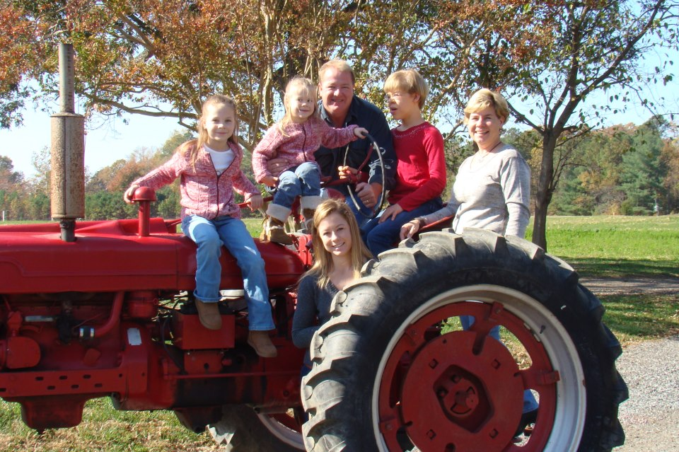 KelRae Family Photo